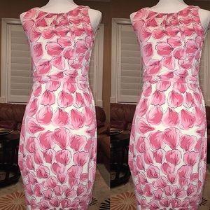 Ann Taylor Floral Dress Small